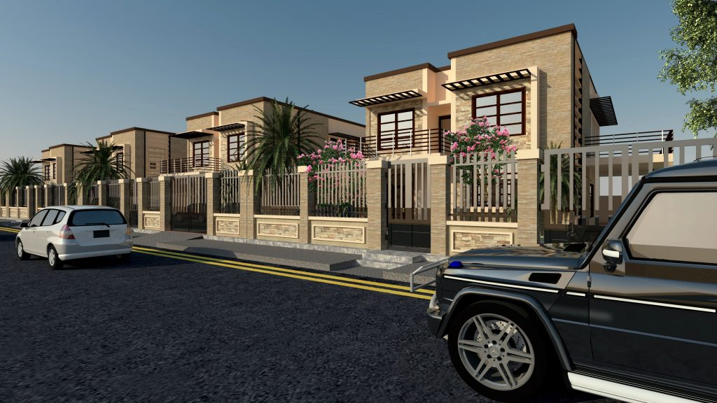 Dahabshiil Townhomes – Rio Architects and Consulting